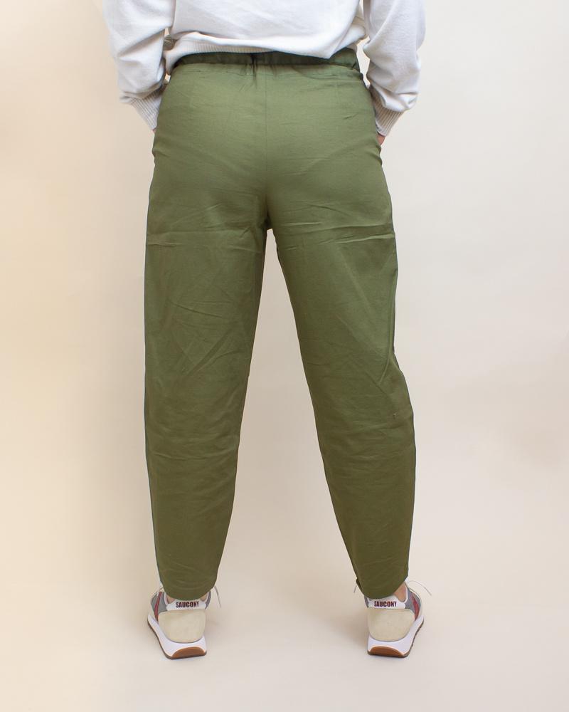 Favlux Cargo Pants - Olive-4