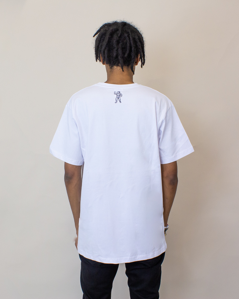 Billionaire Boys Club Nature SS Tee - White-2