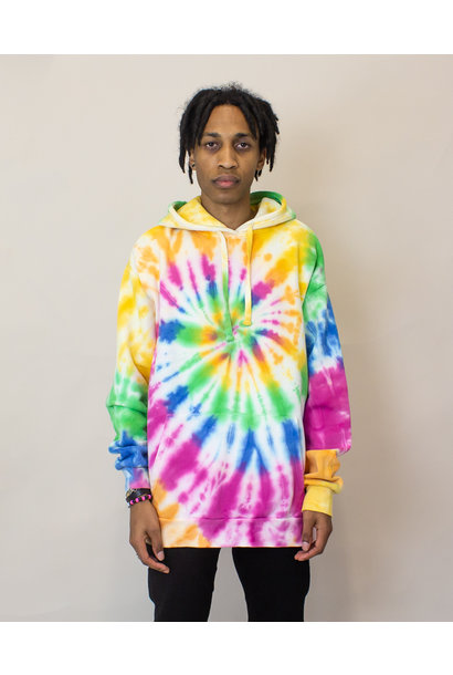EPTM Tie Dyed Hoodie - Multi
