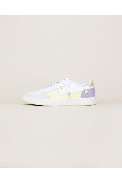 Puma Ralph Sampson MC - Pastel Yellow / White