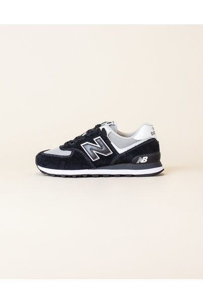 New Balance 574 SSN - Black/White