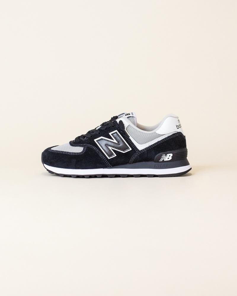 New Balance 574 SSN - Black/White-1