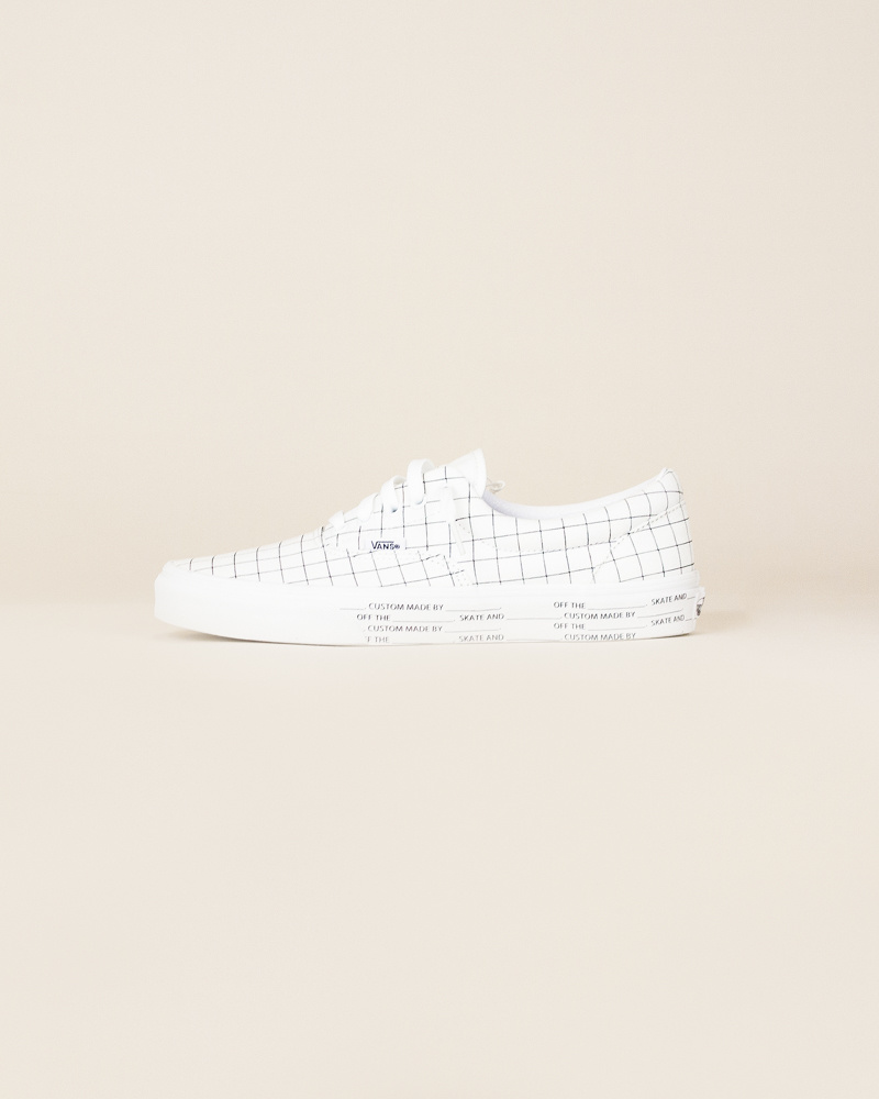 Vans U-Color Era - Checkerboard/True White-1