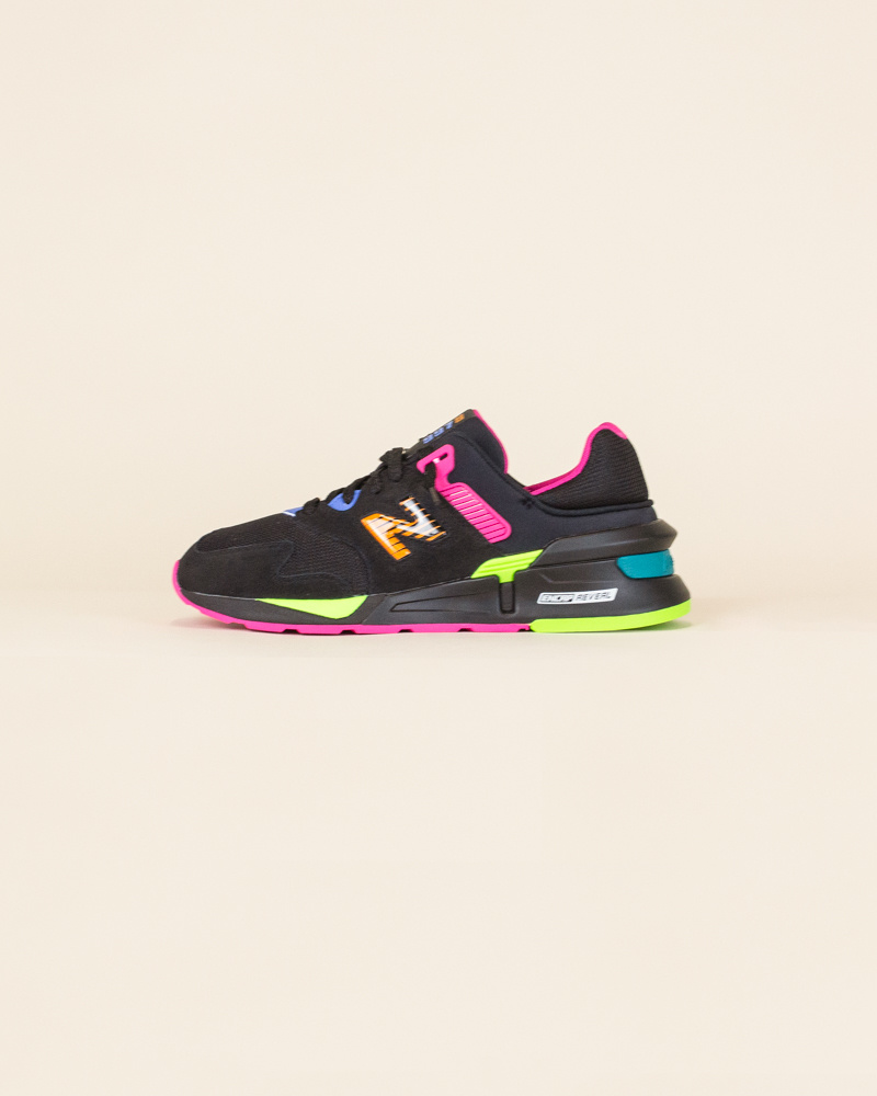 New Balance 997 Sport - Black/Pink-1