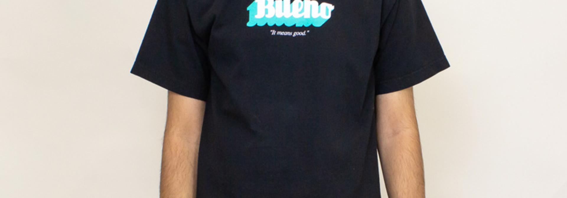 It Means Good Classic Bueno Logo Tee - Black