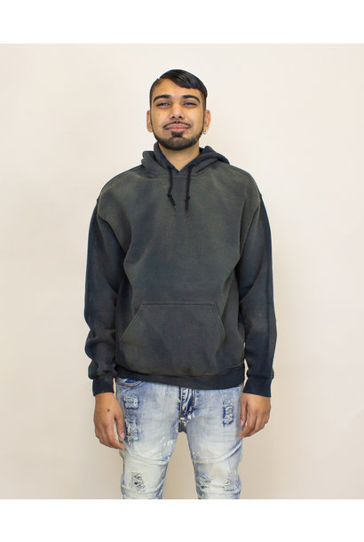 EPTM Power Washed Hoodie - Black