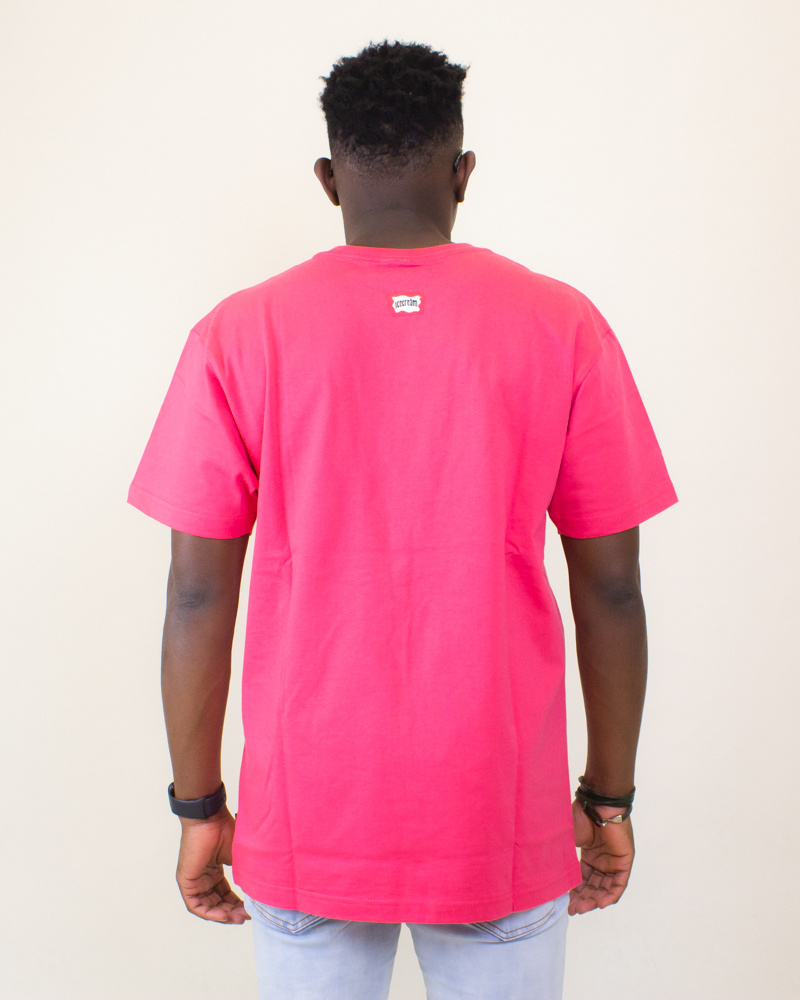 Icecream At The Top SS Tee - Claret Red-2