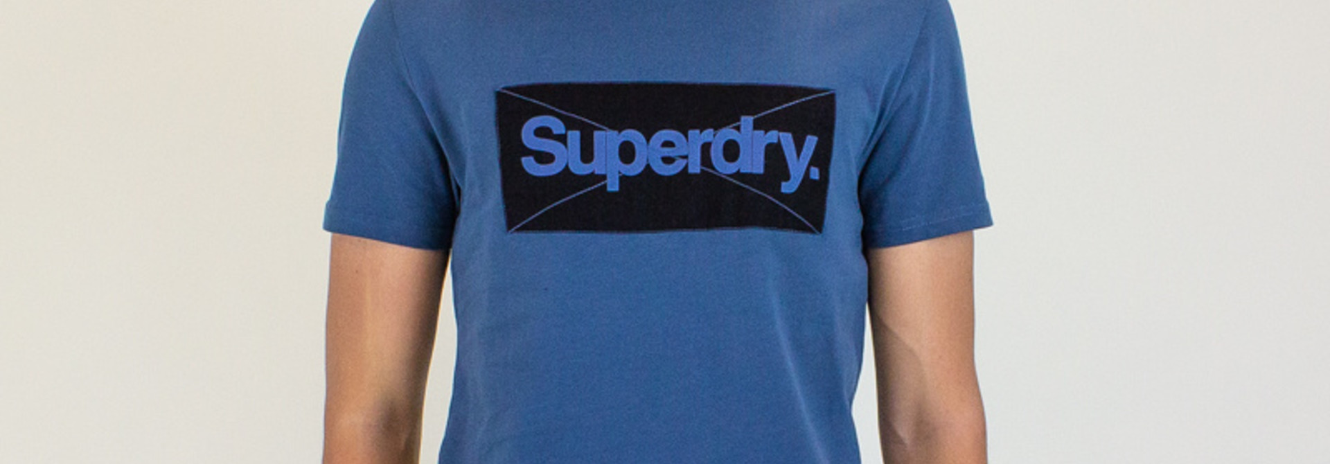 Superdry Canvas Tee - Heritage