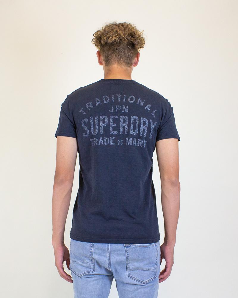 Superdry Workwear Uniform Tee - Dark-2