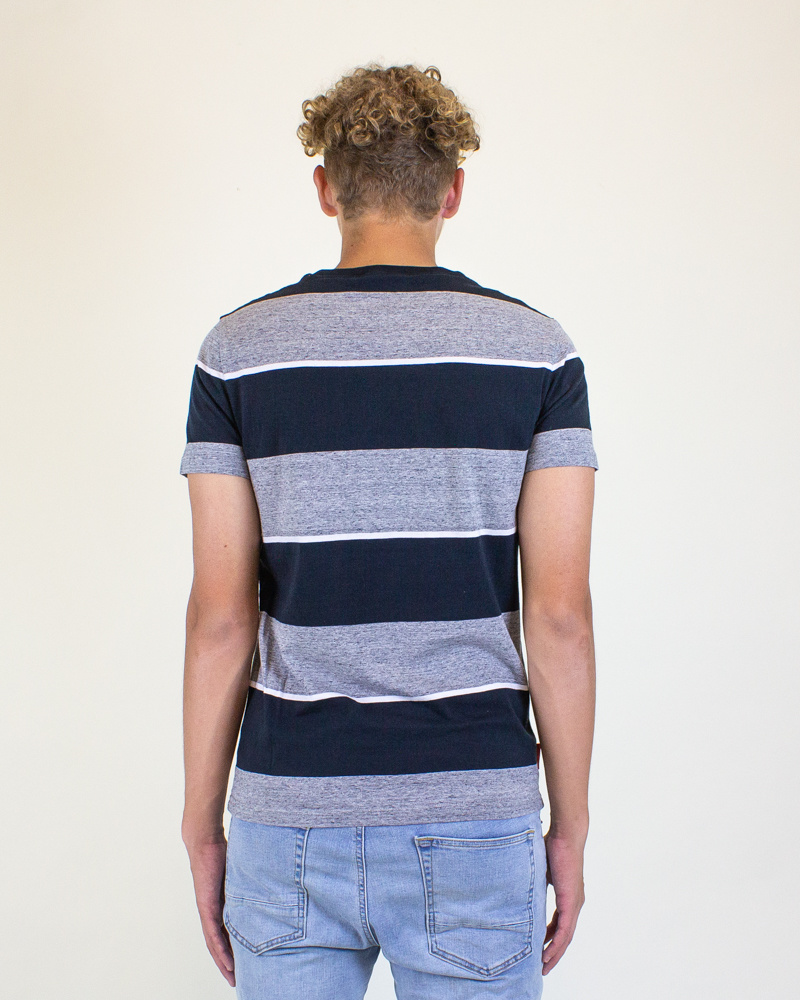 Superdry Collective Stripe Tee - Collective-2