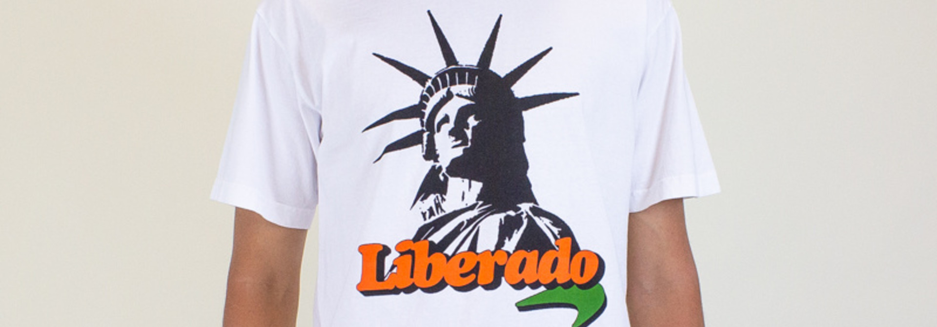 It Means Good Liberty Tee - White