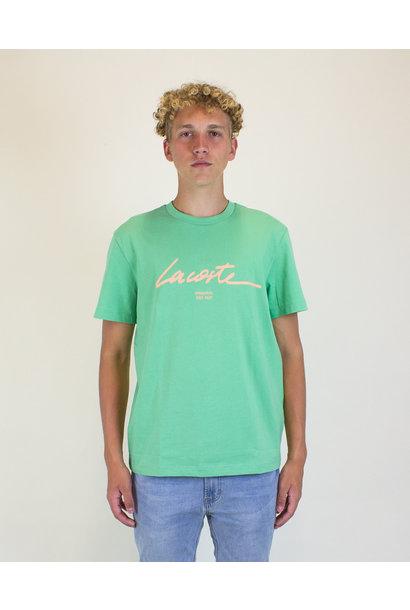 Lacoste Orignal Cotton T-Shirt - Liamone