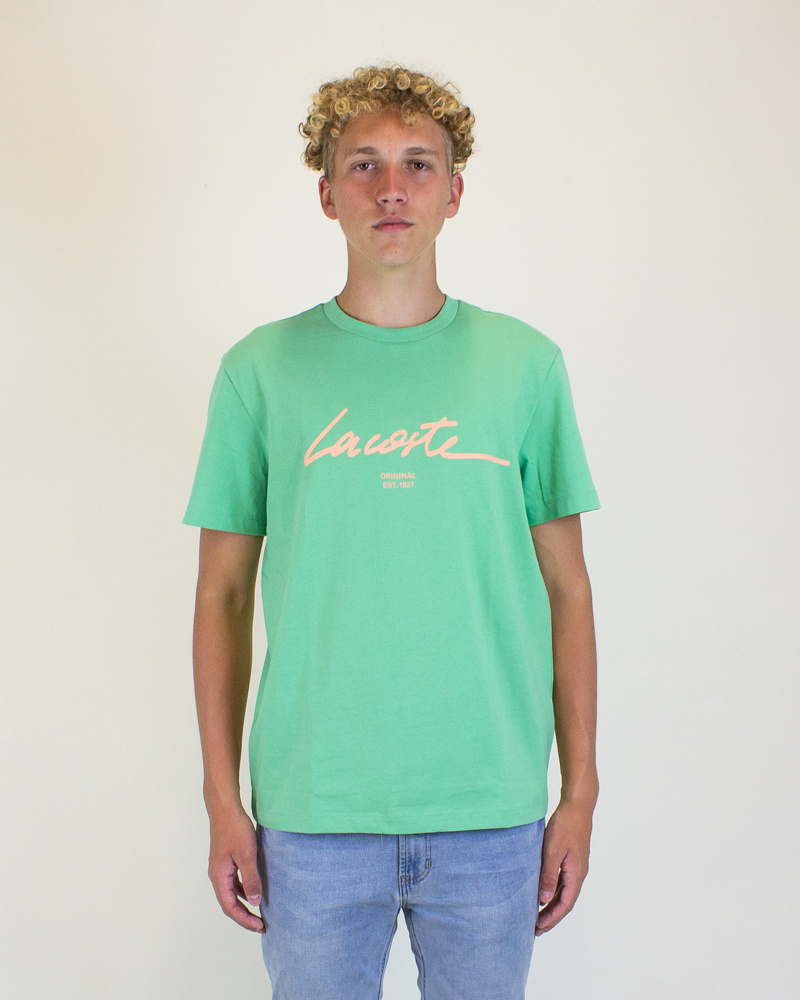 Lacoste Orignal Cotton T-Shirt - Liamone-1