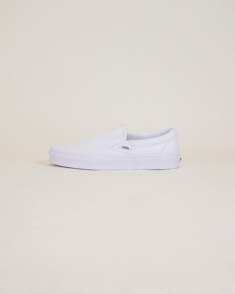 Vans Classic Slip-On - White-1