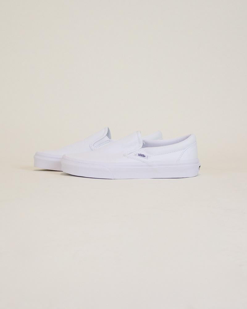 Vans Classic Slip-On - White-2