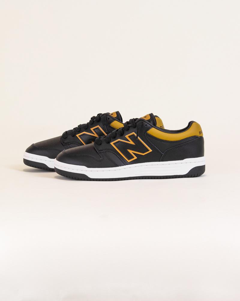 New Balance 480 LTB - Black-2