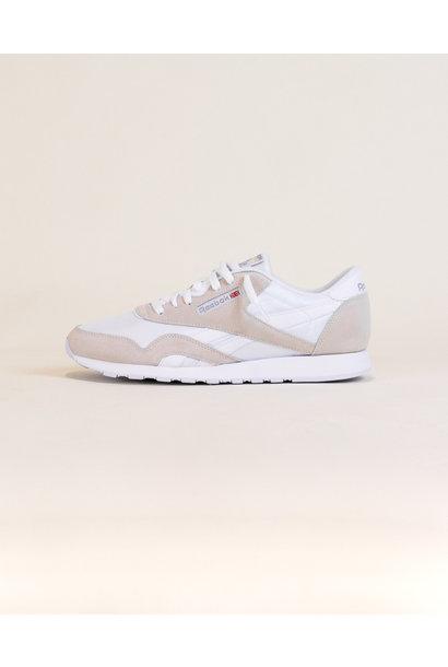 Reebok Classic Nylon - White/Gray