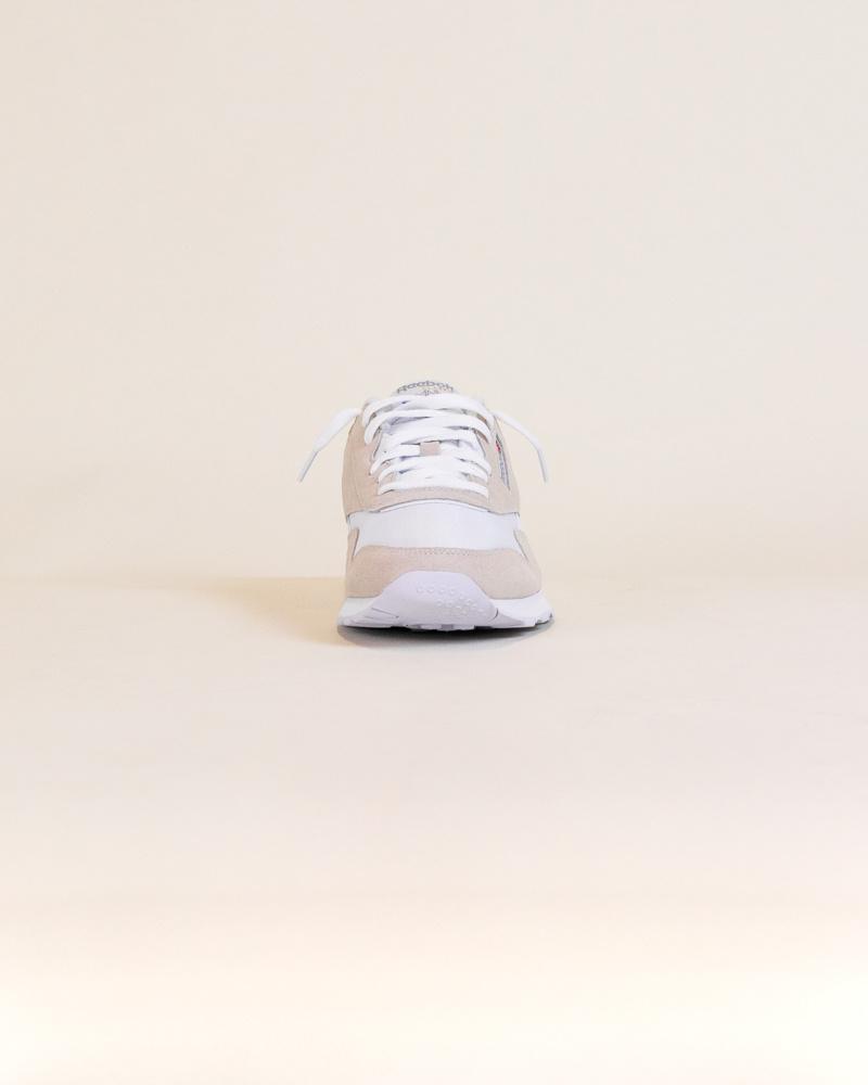 Reebok Classic Nylon - White/Gray-4