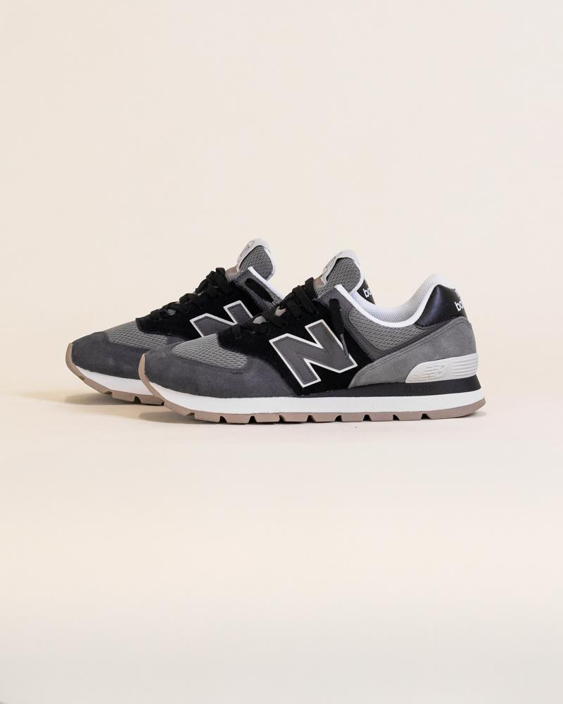 New Balance 574 DV2 - Black/Magnet-2