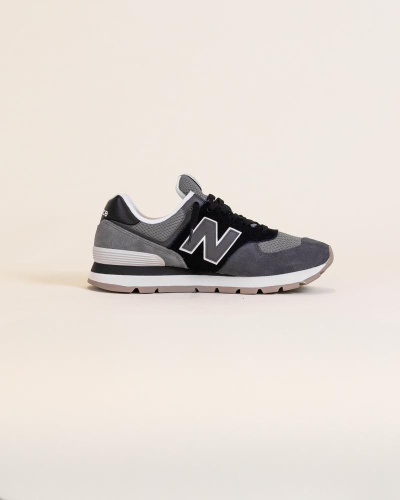 New Balance 574 DV2 - Black/Magnet-4