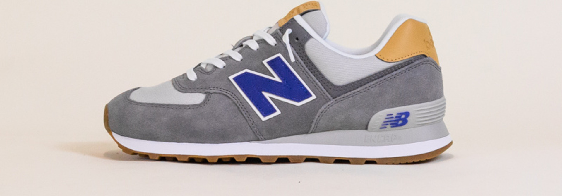 New Balance 574 NE2 - Gray/Blue