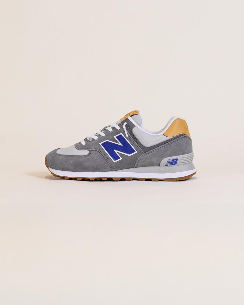New Balance 574 NE2 - Gray/Blue-1