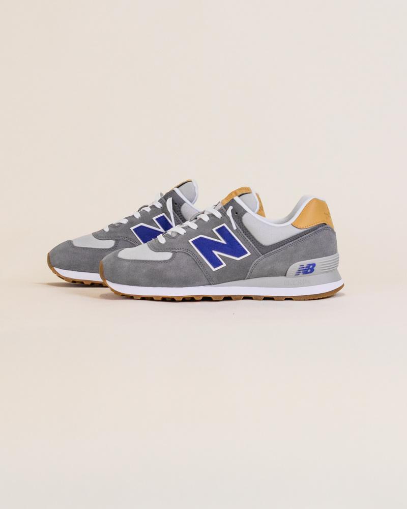 New Balance 574 NE2 - Gray/Blue-2
