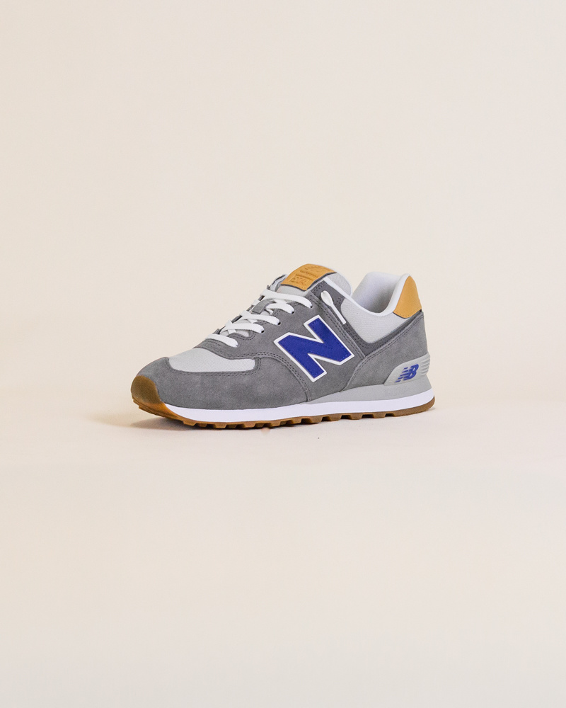 New Balance 574 NE2 - Gray/Blue-3
