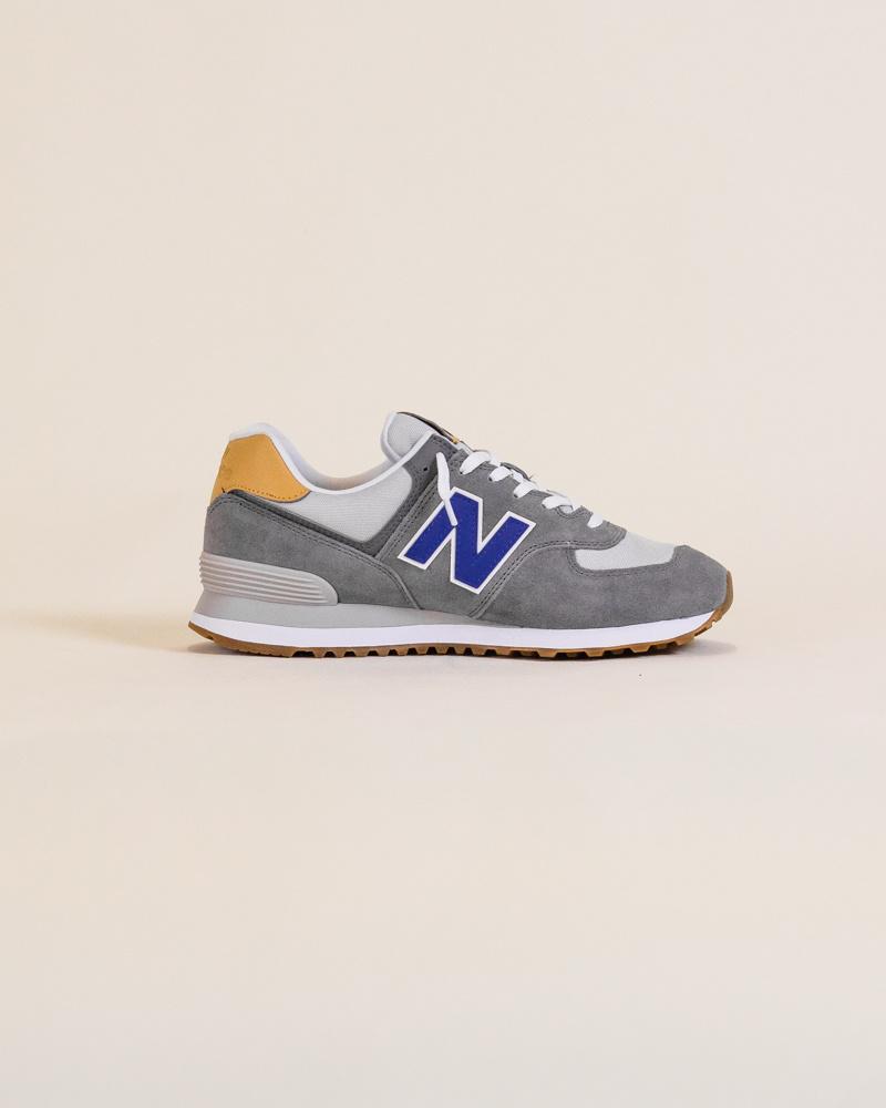 New Balance 574 NE2 - Gray/Blue-4