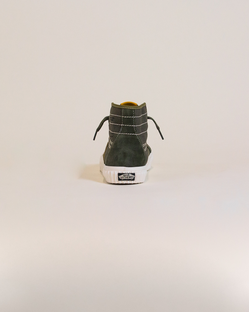 Vans Sk8-Hi World Code - Grape Leaf-6