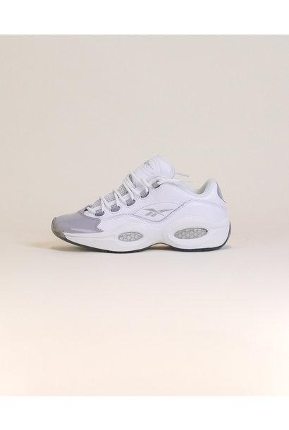 Reebok Question Low - White/Gray