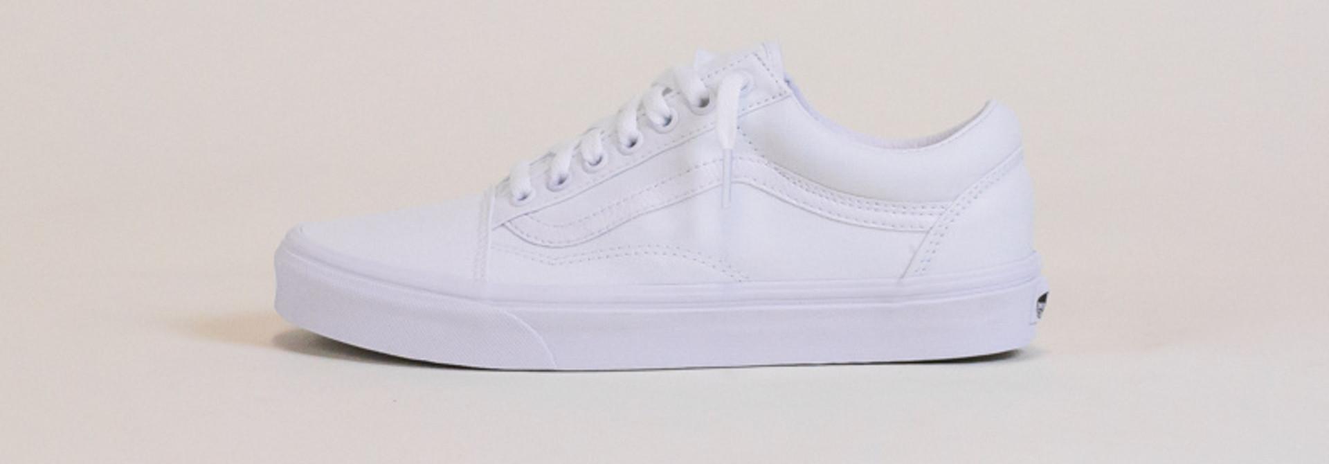 Vans Old Skool - White