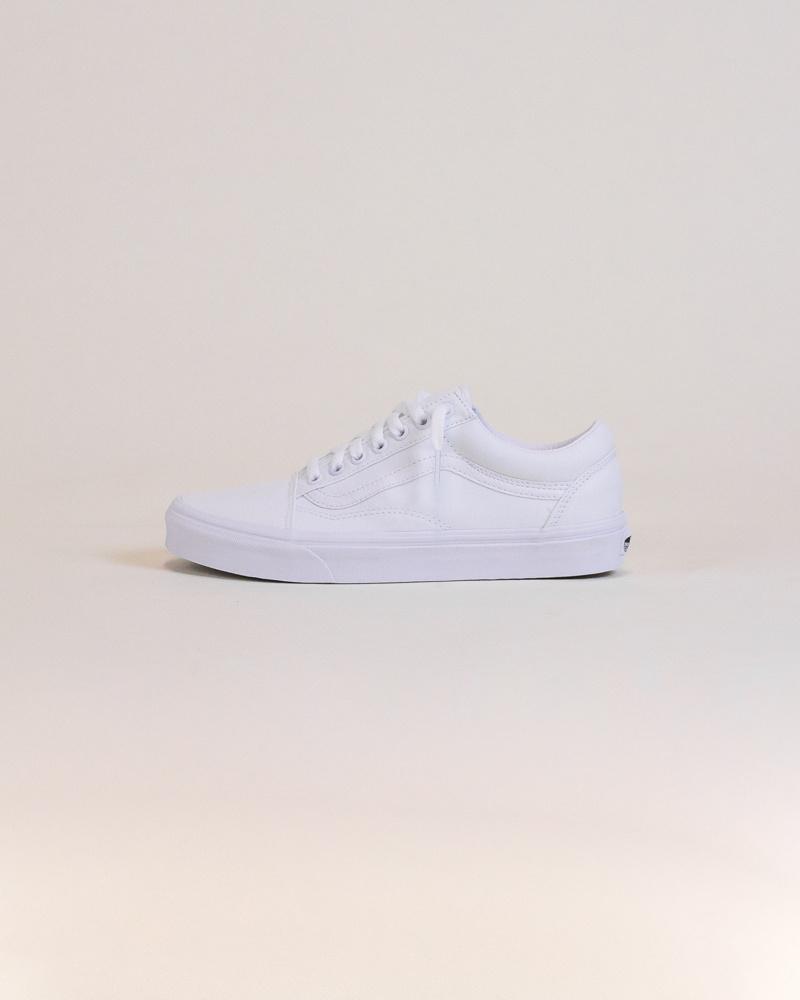 Vans Old Skool - White-1
