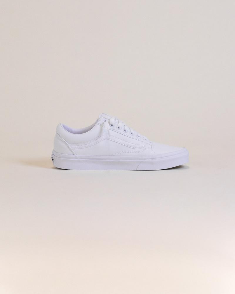Vans Old Skool - White-4