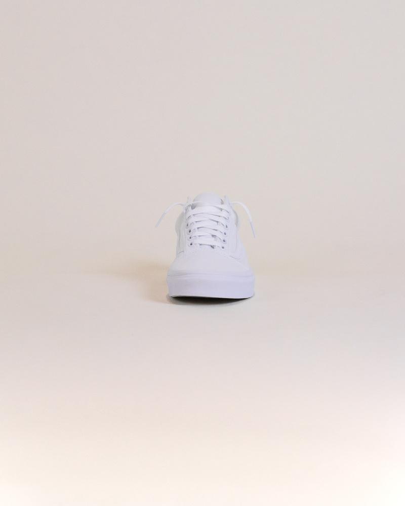 Vans Old Skool - White-5