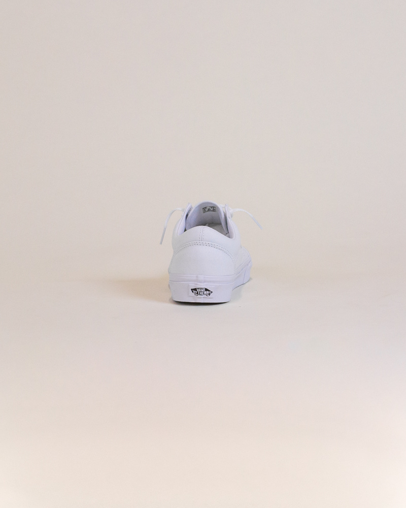 Vans Old Skool - White-6