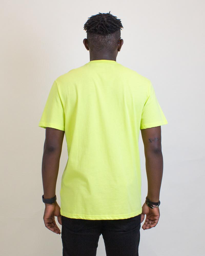 Calvin Klein Cityscape Crewneck Tee - Direct Green-2