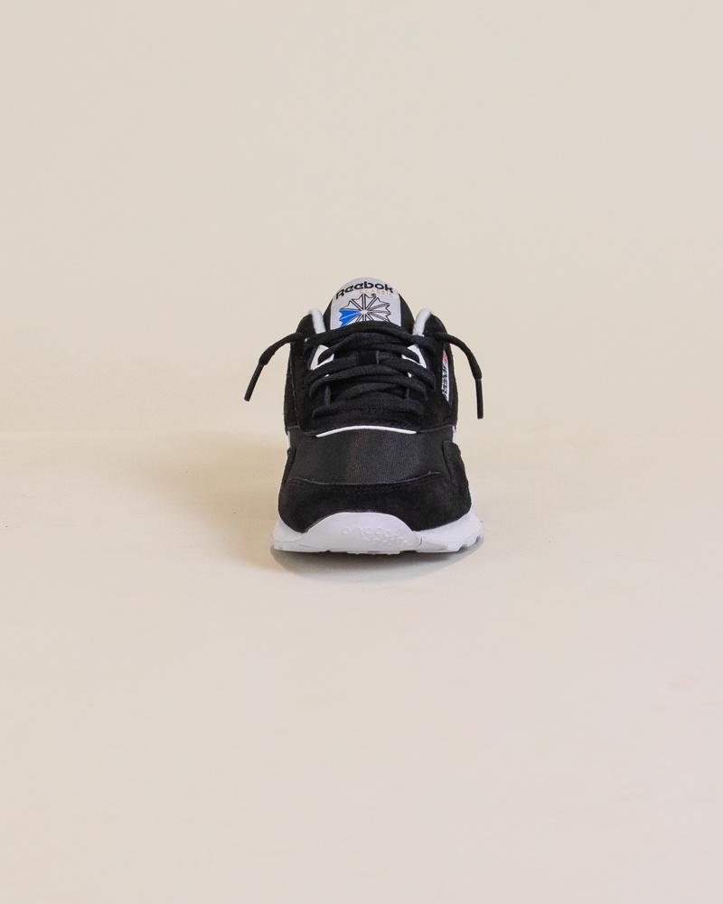 Reebok Classic Nylon - Black/Black-5