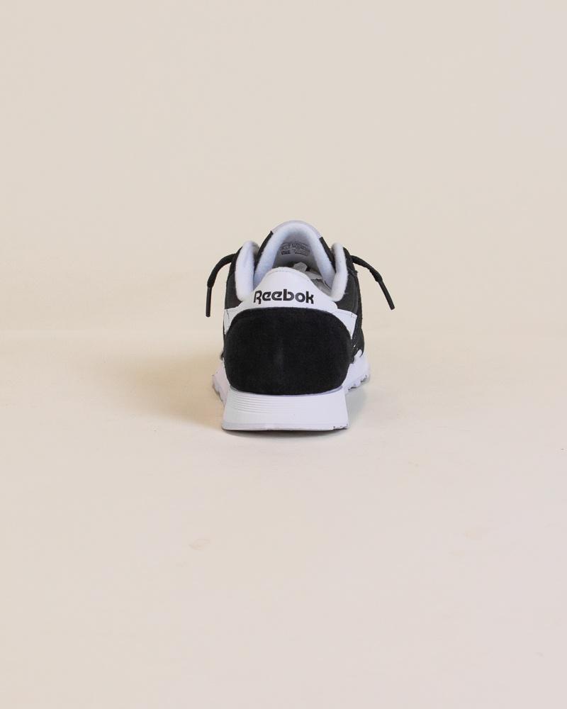 Reebok Classic Nylon - Black/Black-6