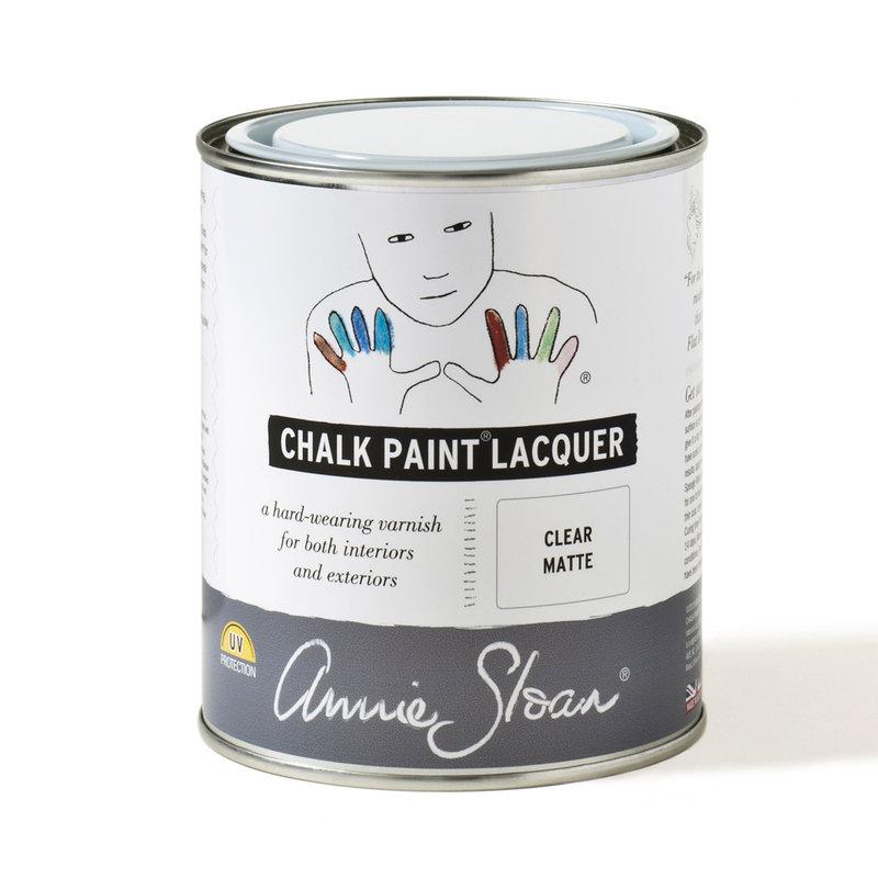 Annie Sloan® Clear Matte Chalk Paint® Lacquer