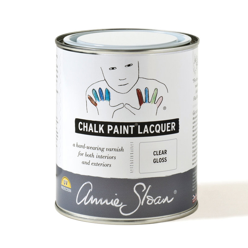 Annie Sloan® Clear Gloss Chalk Paint® Lacquer