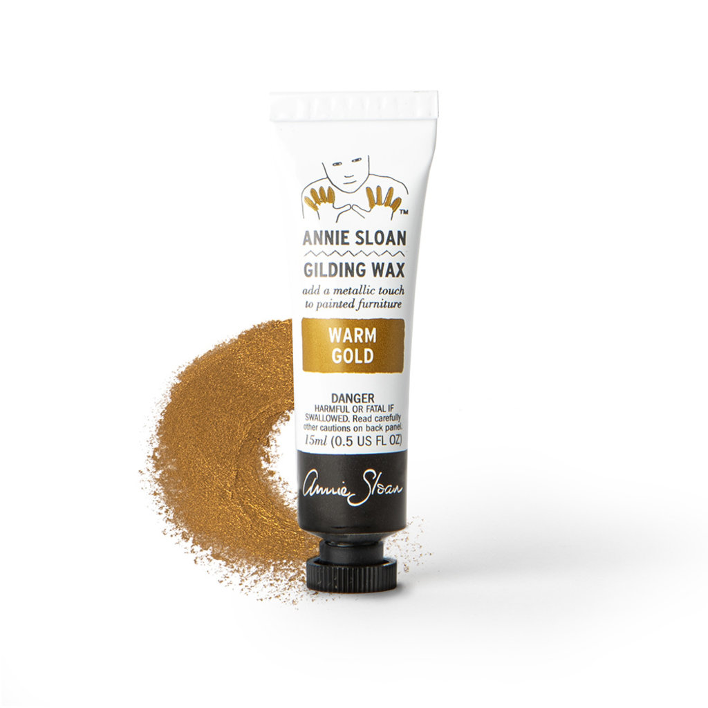 Annie Sloan® Warm Gold Gilding Wax
