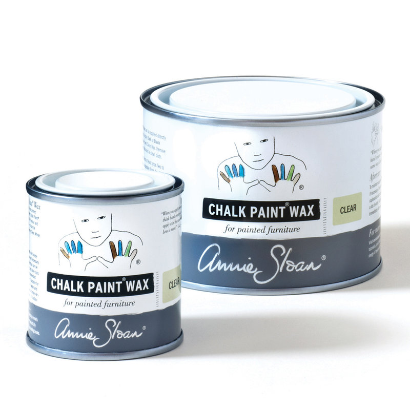 Annie Sloan® Clear Chalk Paint® Wax