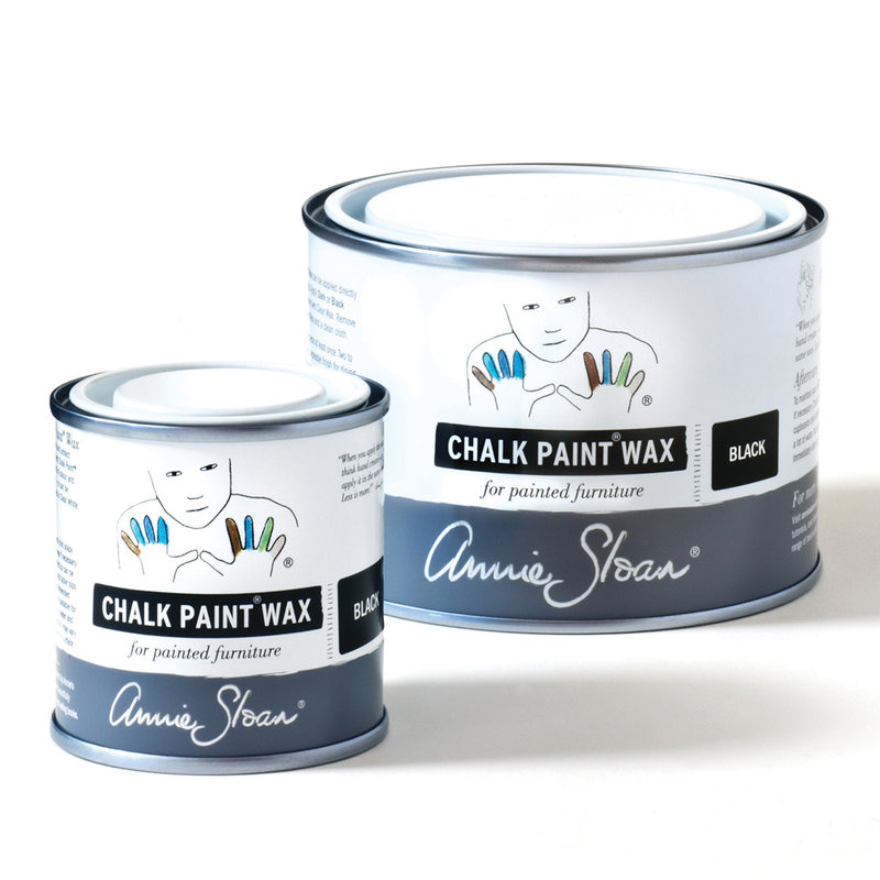 Annie Sloan® Black Chalk Paint® Wax