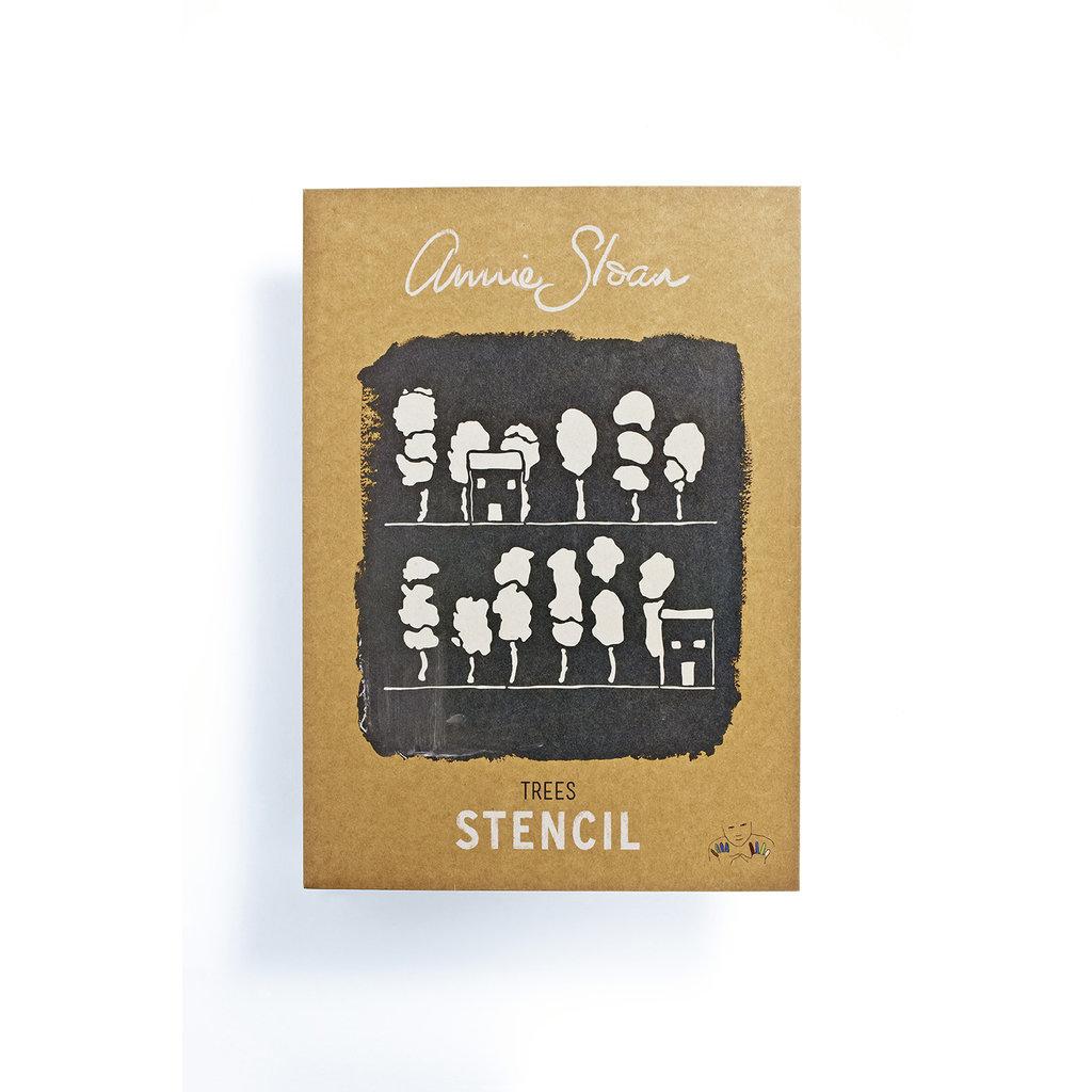 Annie Sloan® Trees Stencil