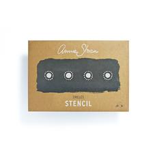 Annie Sloan® Circles Stencil