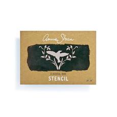 Annie Sloan® Classical Bird Stencil