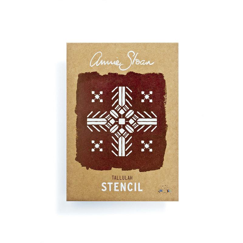 Annie Sloan® Tallulah Stencil