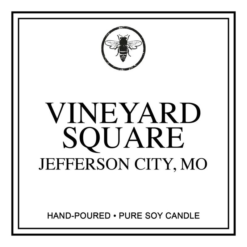 Southbank's Vineyard Square Candle