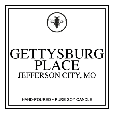 Southbank's Gettysburg Place Candle